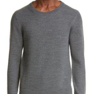 Dries Van Noten Rib Crewneck Sweater New with tags